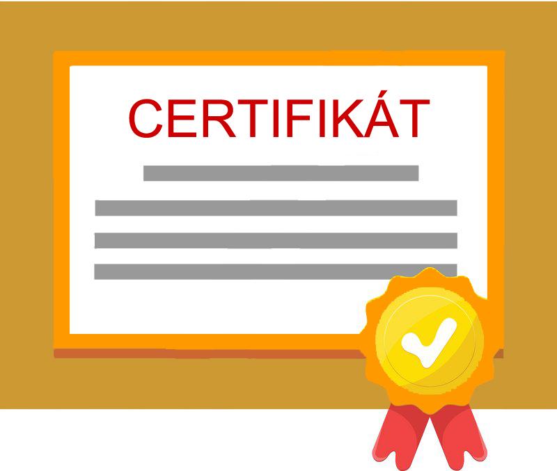 Certifikát Puncového úradu